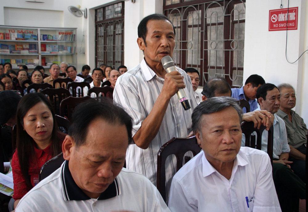 Tăng cường giải quyết kiến nghị cử tri (5/4/2019)