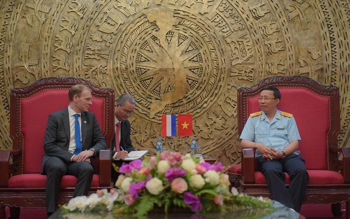 Việt Nam Hà Lan tăng cường hợp tác về hải quan (15/4/2019)