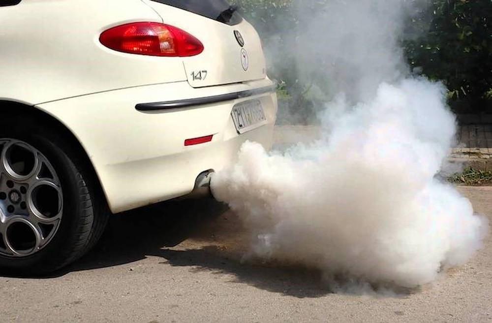 Bắt bệnh xe thông qua màu khói ống xả (17/4/2019)