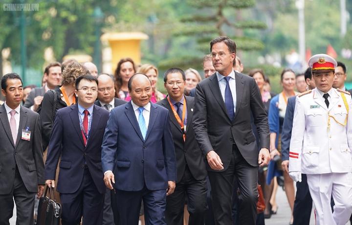 Thủ tướng Hà Lan kết thúc tốt đẹp chuyến thăm chính thức Việt Nam (Thời sự trưa 10/4/2019)