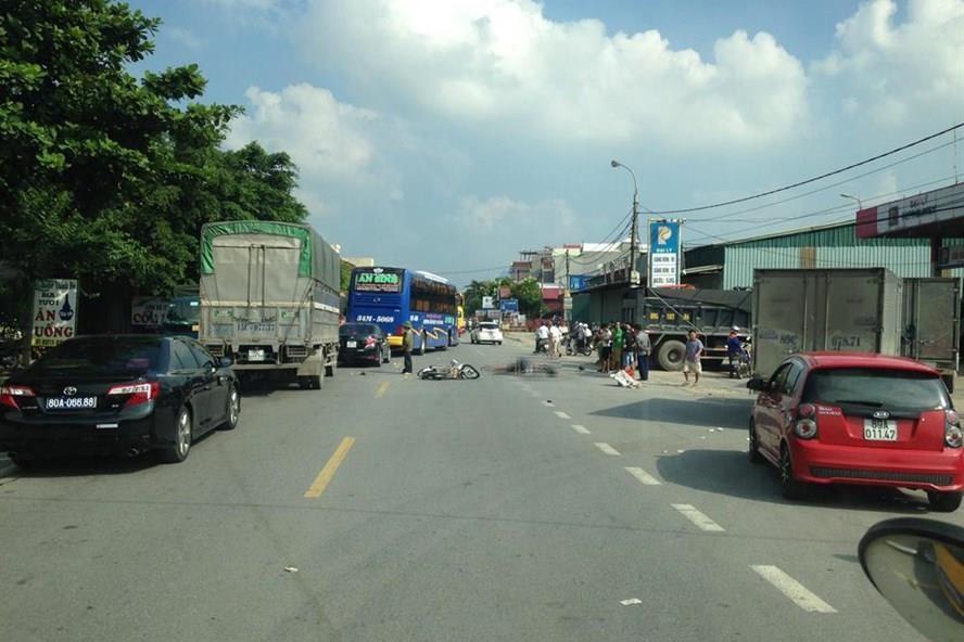 Tình hình tai nạn giao thông ở Hưng Yên diễn biến phức tạp (1/4/2019)