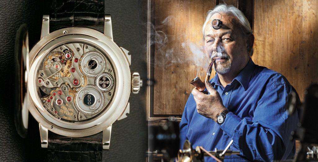 Gặp gỡ huyền thoại sống của thế giới đồng hồ Thụy Sỹ Philippe Dufour (2/4/2019)