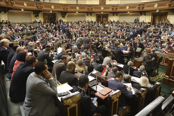 Cuộc trưng cầu ý dân liên quan việc sửa đổi Hiến pháp của Ai Cập (22/4/2019)