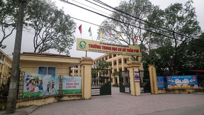 Công an Thành phố Hà Nội đang xác minh thông tin thầy giáo có hành vi dâm ô 7 học sinh trung học cơ sở liên tiếp trong thời gian dài (Thời sự đêm 10/4/2019)