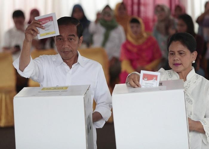 Kết quả bầu cử Tổng thống Indonesia (18/4/2019)