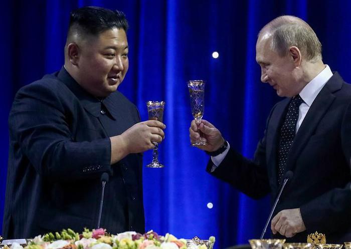 Thượng đỉnh Nga - Triều Tiên: Tích cực và cởi mở (26/4/2019)
