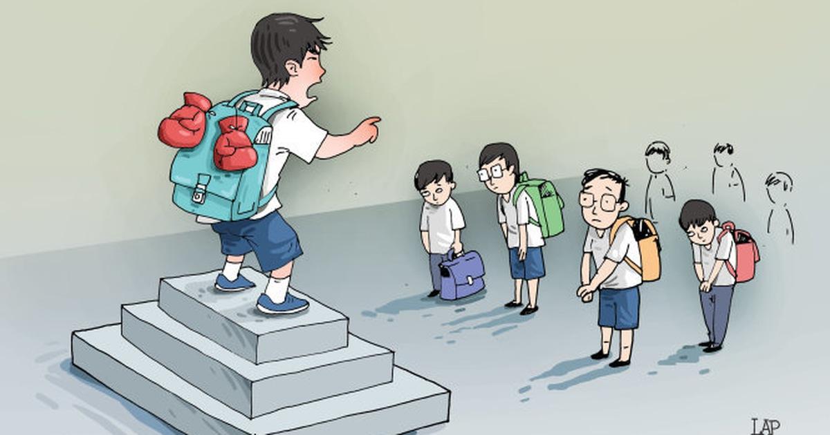 Một số biện pháp phòng chống bạo lực và bắt nạt học đường đang được các tổ chức bảo vệ trẻ em khuyến cáo và được nhiều quốc gia áp dụng (7/4/2019)