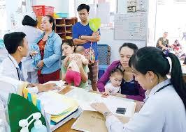 Biện pháp phòng tránh bệnh trong thời điểm giao mùa ở trẻ nhỏ (7/4/2019)