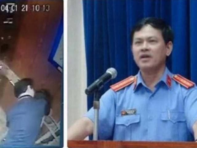 Khởi tố cựu viện phó Viện Kiểm sát nhân dân Thành phố Đà Nẵng Nguyễn Hữu Linh về tội dâm ô đối với người dưới 16 tuổi (Thời sự chiều 21/4/2019)