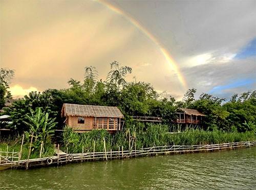 """Người hồi sinh làng """"Lở"""" Triêm Tây, tỉnh Quảng Nam"""