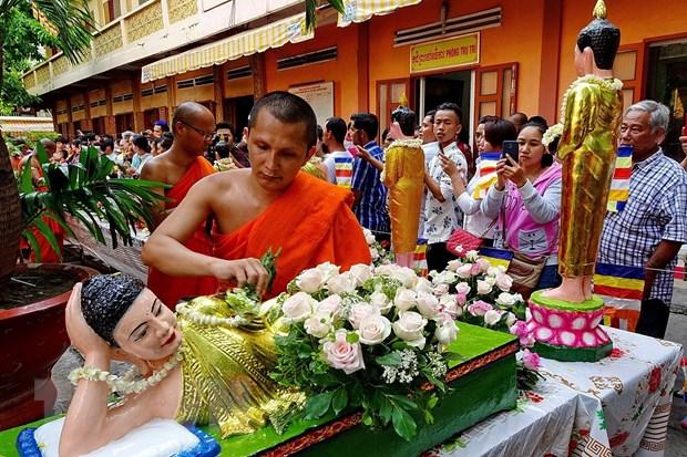Thủ tướng Nguyễn Xuân Phúc làm việc với lãnh đạo các địa phương phía Nam nhân dịp dự mừng Tết cổ truyền Chol Chnam Thmay năm 2019 (Thời sự chiều 5/4/2019)