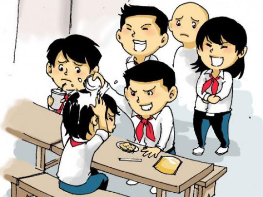 Bạo lực học đường - góc nhìn từ nhiều phía (18/4/2019)