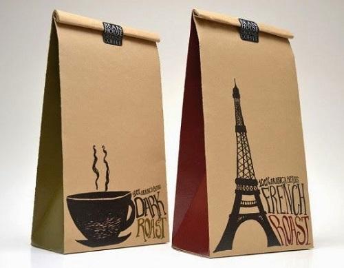 Bao bì bằng lá cây và giấy trở lại, thay thế dần bao bì nhựa đựng thực phẩm (8/4/2019)
