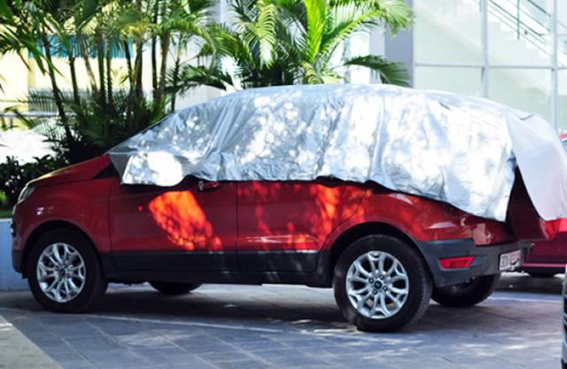 Những quan niệm sai lầm khi chăm sóc xe ô tô vào mùa hè (24/4/2019)