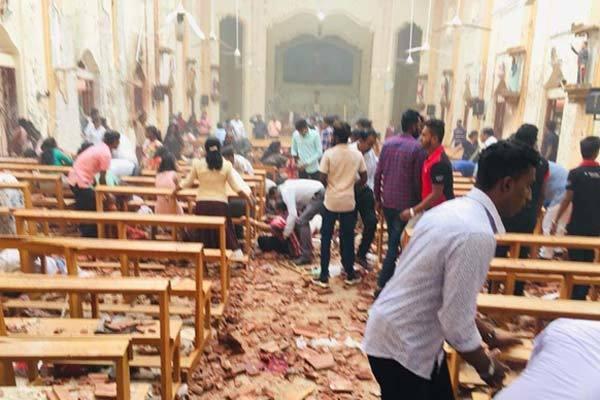 Tấn công khủng bố đẫm máu tại Sri Lanka và thách thức hòa giải sắc tộc, chống lại tôn giáo cực đoan (23/4/2019)