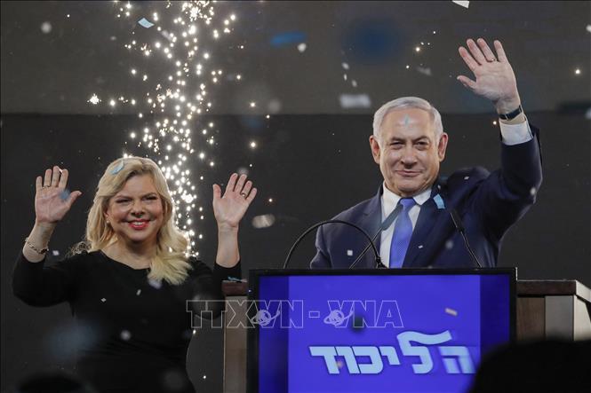 Kết quả cuộc tổng tuyển cử ở Israel (10/4/2019)