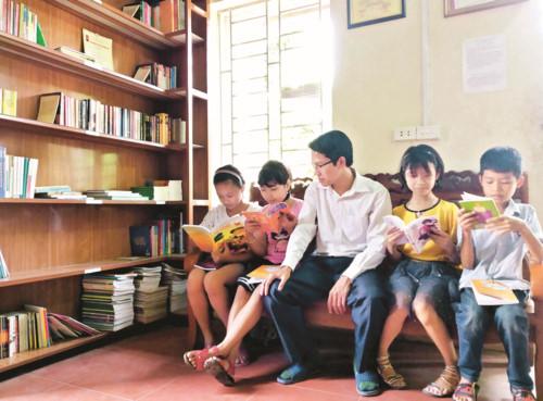 Một số mô hình thư viện đang lan tỏa tình yêu sách trong cộng đồng (28/4/2019)