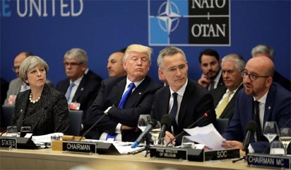 Mỹ gây sức ép trước thềm Hội nghị ngoại trưởng NATO (3/4/2019)