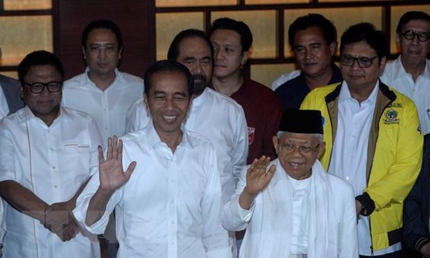 Việt Nam chúc mừng Indonesia tổ chức thành công cuộc Bầu cử Tổng thống và Bầu cử Quốc hội (Thời sự đêm 19/4/2019)