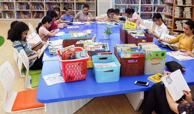 Những nỗ lực đưa văn hóa đọc vào nhà trường (15/4/2019)