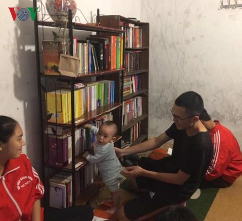Chàng trai 9X muốn dành cả thanh xuân lan tỏa điều tử tế (15/4/2019)