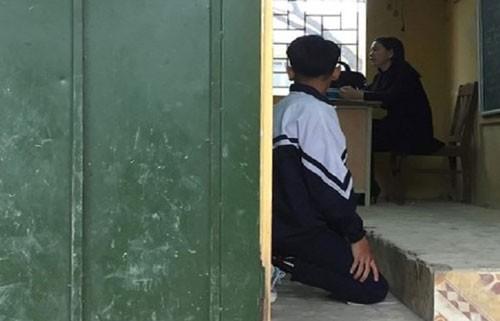 Giáo viên phạt học sinh không dễ - Nhìn từ vụ giáo viên bắt học sinh quỳ (17/5/2019)