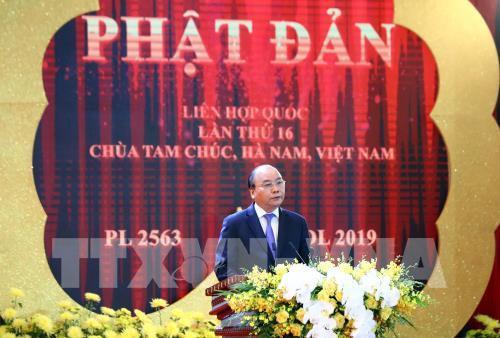 THỜI SỰ 12H TRƯA 12/5/2019: Khai mạc trọng thể Đại lễ Vesak Liên hiệp quốc 2019 tại chùa Tam Chúc, Hà Nam.