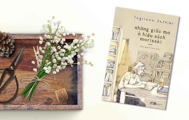 Cuốn sách: Những giấc mơ ở hiệu sách Morisaki (29/5/2019)