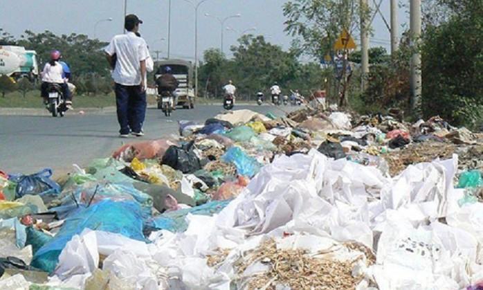Dự án sản xuất túi nilon tự hủy, tránh ô nhiễm môi trường (5/5/2019)