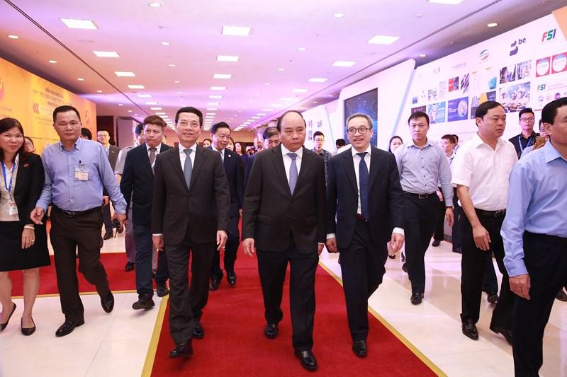 THỜI SỰ 12H TRƯA 9/5/2019: Thủ tướng Chính phủ Nguyễn Xuân Phúc dự Diễn đàn quốc gia về phát triển doanh nghiệp công nghệ số Việt Nam 2019.