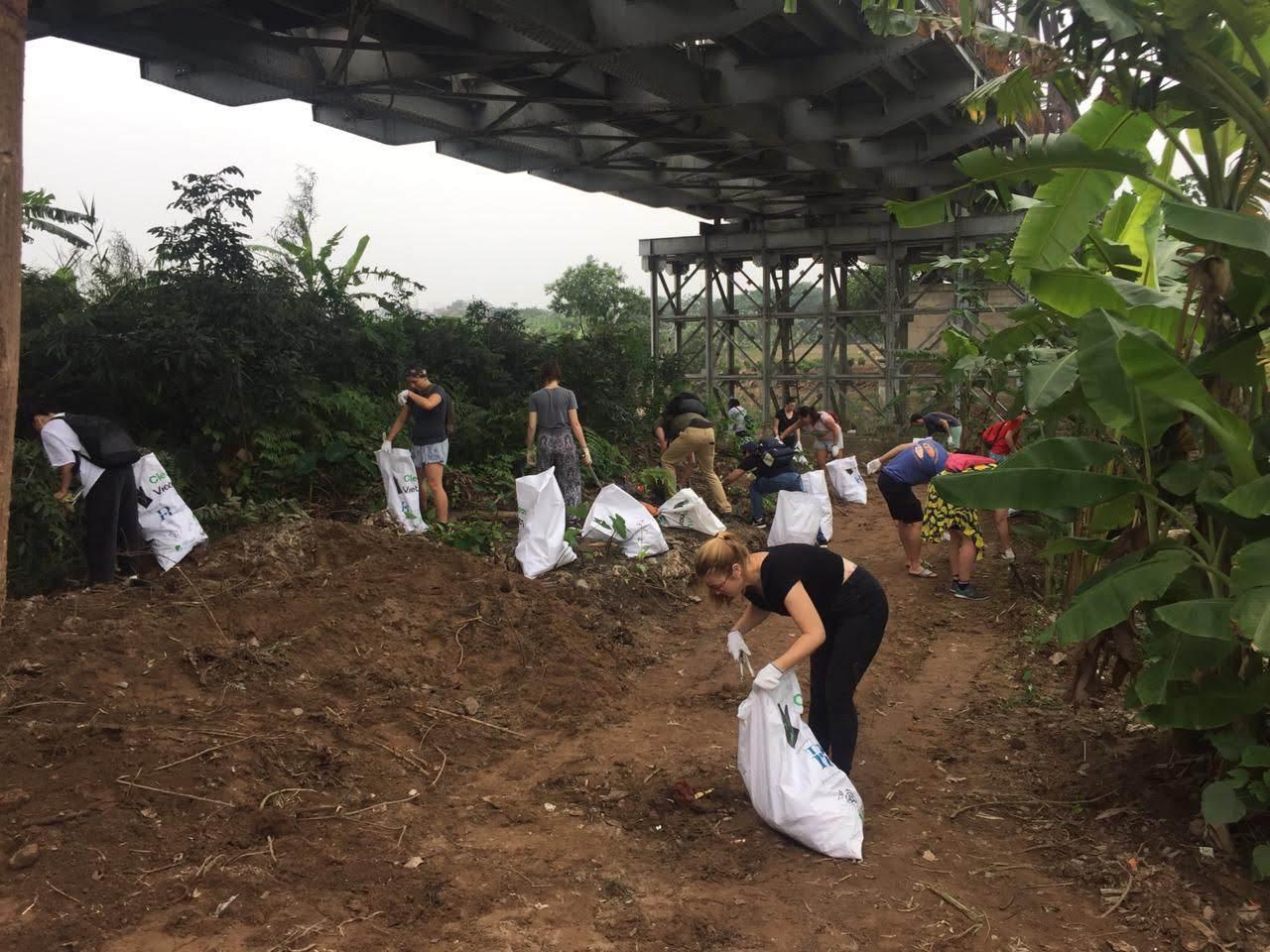 Trả lại màu xanh cho Đảo chuối (14/5/2019)
