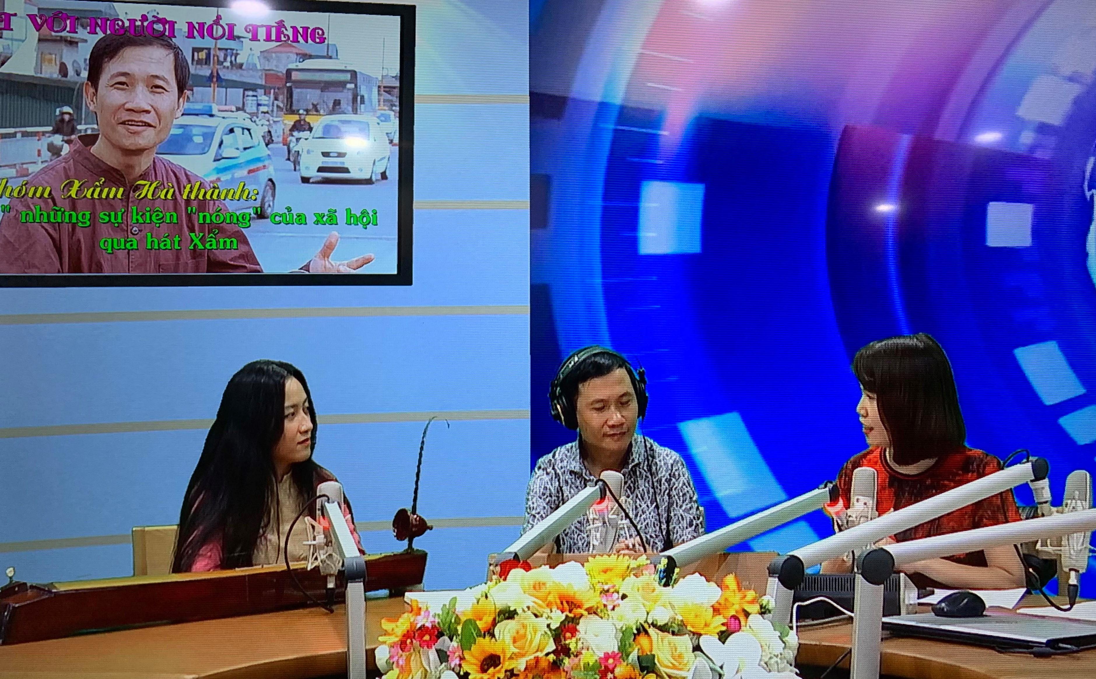Nhóm Xẩm Hà thành: Đưa bộ môn nghệ thuật dân gian đặc sắc tới giới trẻ (18/5/2019)