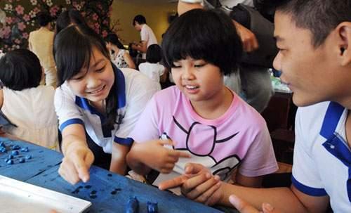 Giới trẻ với nhiều hoạt động giúp trẻ tự kỷ hòa nhập cộng đồng (6/5/2019)