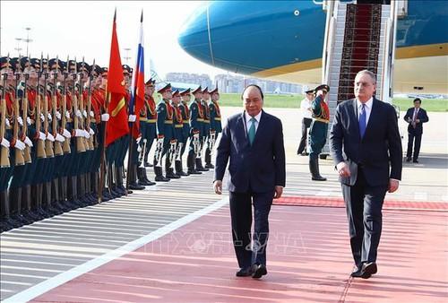 THỜI SỰ 6H SÁNG NGÀY 22/5/2019: Thủ tướng Nguyễn Xuân Phúc tới Thủ đô Moscow tiếp tục các hoạt động thăm Liên bang Nga.