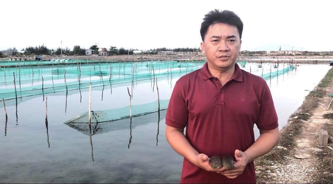 """""""Nhà khoa học nông dân"""" miệt mài tìm kiếm """"con đường sống"""" cho hải sâm Việt Nam (21/5/2019)"""