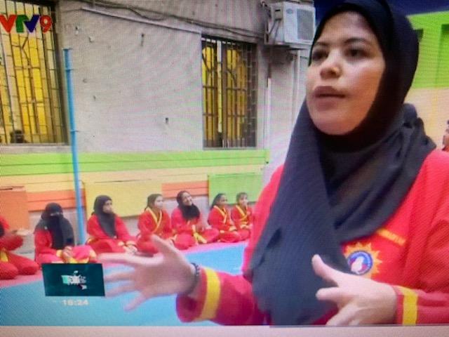 Trường võ thuật Indonesia tại Cairo giúp phụ nữ Ai Cập chống lại nạn quấy rối (22/5/2019)