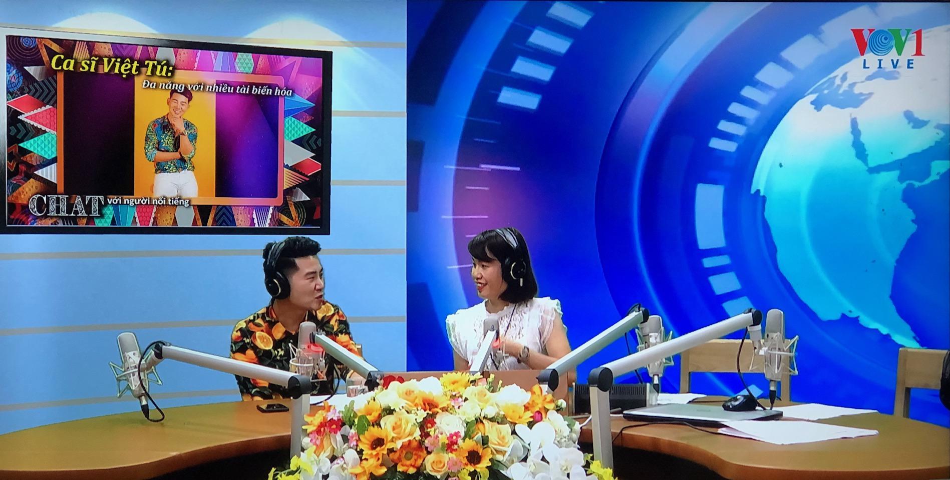 Chát với người nổi tiếng: MC - Ca sĩ Việt Tú (25/5/2019)