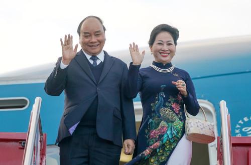 THỜI SỰ 6H SÁNG 24/5/2019: Thủ tướng Chính phủ Nguyễn Xuân Phúc và Phu nhân cùng đoàn cấp cao nước ta bắt đầu thăm chính thức Vương quốc Na Uy.