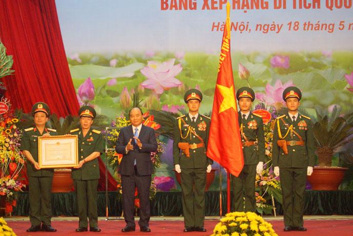 THỜI SỰ 18H CHIỀU 18/5/2019: Thủ tướng Nguyễn Xuân Phúc dự lễ kỷ niệm 60 năm ngày mở đường Hồ Chí Minh, ngày truyền thống bộ đội Trường Sơn.