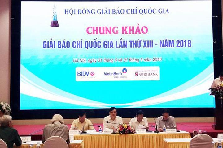 THỜI SỰ 12H TRƯA 31/5/2019: Khai mạc Hội đồng chung khảo Giải Báo chí Quốc gia lần thứ XIII - năm 2018.