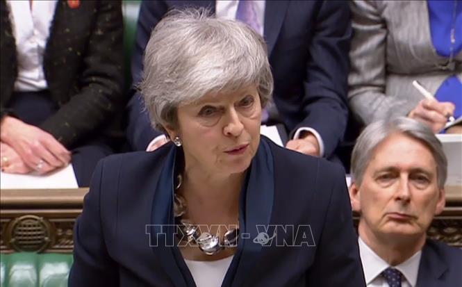 """Thủ tướng Anh Theresa May lại quyết định """"thử vận may"""