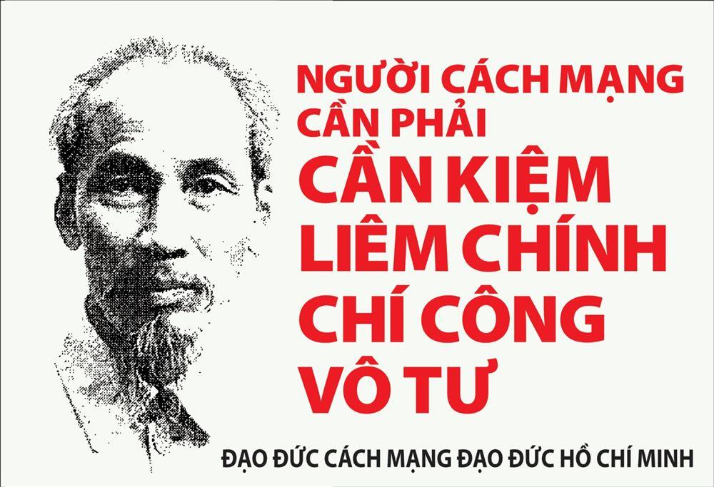 Đẩy mạnh thực hiện cần, kiệm, liêm, chính theo tư tưởng Hồ Chí Minh (7/5/2019)