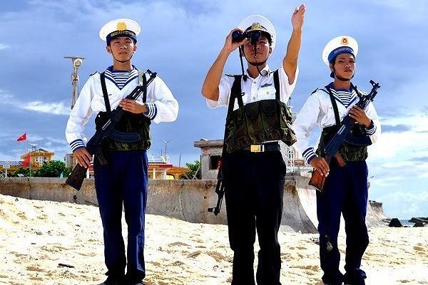 Chiến sĩ Hải quân làm theo lời Bác (18/5/2019)