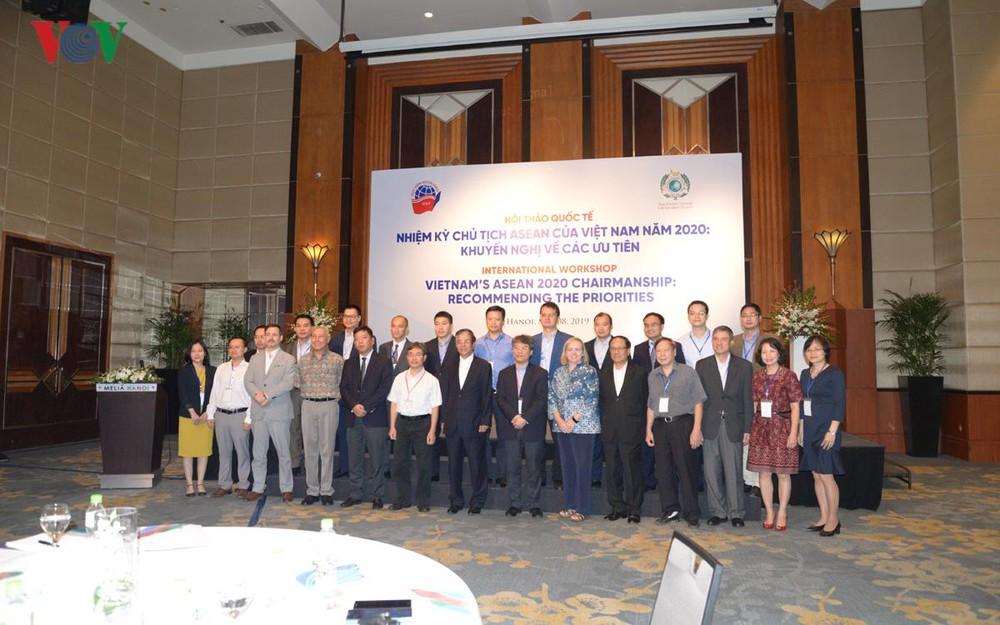 Năm chủ tịch ASEAN của Việt Nam: Khuyến nghị về các ưu tiên (15/5/2019)