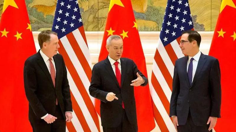 Trắc trở đàm phán thương mại Mỹ - Trung Quốc (8/5/2019)