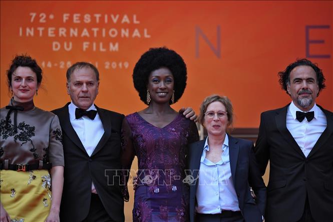 Khai mạc liên hoan phim Cannes lần thứ 72 với nhiều bộ phim hấp dẫn tranh giải (15/5/2019)
