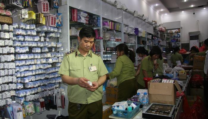 Kiểm soát, xử lý nghiêm các vụ vi phạm hàng hóa mỹ phẩm không rõ nguồn gốc (20/5/2019)