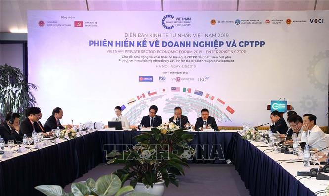 CPTPP - Nhà nước phải sát cánh cùng doanh nghiệp (7/5/2019)