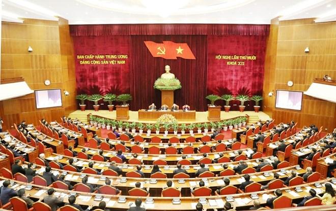 Hội nghị Trung ương 10 - Những định hướng quan trọng cho Đại hội 13 của Đảng (21/5/2019)