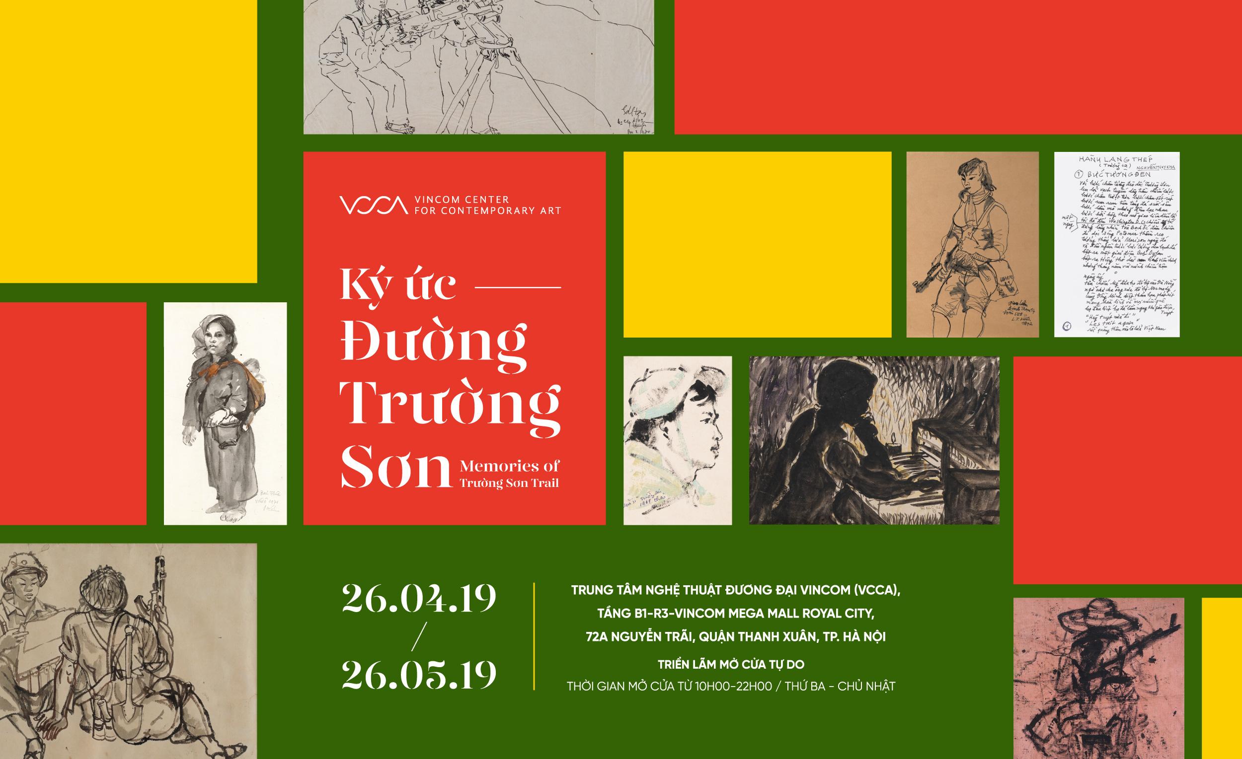 """Triển lãm """"Ký ức đường Trường Sơn"""" (14/5/2019)"""